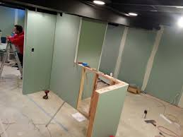 Finishing Drywall On Ceiling by Basement Finishing Basement Finishing Ohio Blog