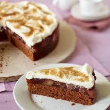 rotwein birnen torte rezept