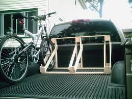 Rack : Amazing Wooden Bike Rack For Truck Bed Design Decor Luxury To ... Slideout Bike Rack Faroutride Truck Bed 13 Steps With Pictures Diy How To Build A Fork Mount For 20 In 30 Minutes Youtube Bed For Frame King Size Bath And Choosing Car Rei Expert Advice Truck Bike Rackjpg 1024 X 768 100 Transportation Pinterest Pipeline Small Oval Oak Coffee Table Ideas Best Carrier To Pvc 25 Rhinorack Accessory Bar From Outfitters Back Tire Rackdiy Page 2 Tacoma World