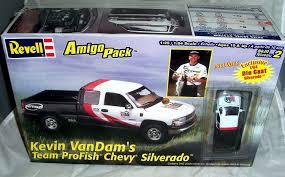 100 Amigo Truck Amazoncom 6691 Revell Pack Kevin VanDams Team Profish
