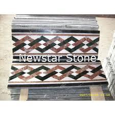 Newstar Stone Border PatternmedallionMosaic Pattern Flooring