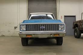 1972 CHEVY K5 BLAZER 4X4 ** 4-SPEED MANUAL TRANS ** 350ci ...