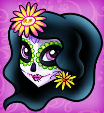 Easy Sugar Skull Day Of by How To Draw A Sugar Skull Easy Step By Step Drawing Guide By