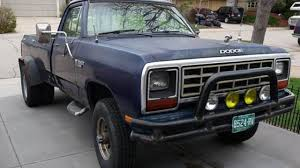 1985 Dodge D/W Truck Classics For Sale - Classics On Autotrader