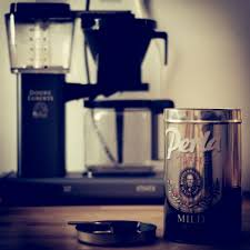 Making Coffee In The Morning