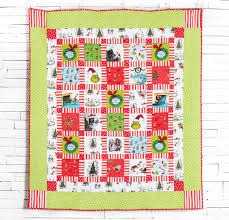 The Grinch Christmas Tree Skirt by Trim Up The Tree Quilt Kit Grinch Stole Christmas Christmas