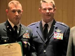 Texas National Guard ficer Candidate School Graduation