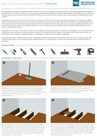 Distance Between Floor Joists by Wet Room Kit 900 X 1200 Line Invisible Wetrooms Design