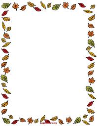 Microsoft Borders Thanksgiving Clipart