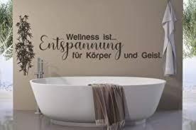 tjapalo a193 wandtattoo wellness spa wandtattoo badezimmer wellness oase wandsticker bad wandtattoo badezimmer sprüche farbe schwarz größe