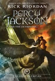 Percy Jackson And The Olympians Book Five Last Olympian