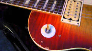 Gibson Les Paul Bill Nash Relic