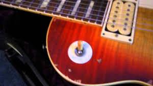 Gibson Les Paul Bill Nash Relic Guitar Safari
