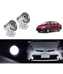 Speedwav Projector LED Fog Lights WHITE SET OF 2-Toyota Etios: Buy ... Car Fog Lights For Toyota Land Cruiserprado Fj150 2010 Front Bumper 1316 Hyundai Genesis Coupe Light Overlay Kit Endless Autosalon Pair Led Offroad Driving Lamp Cube Pods 32006 Gmc Spyder Oe Replacements Free Shipping Hey You Turn Your Damn Off Styling Led Work Tractor For Truck 52016 Mustang Baja Designs Mount Baja447002 Jw Speaker Daytime Running And Fog Lights Toyota Auris 2007 To 2009 2013 Nissan Altima Sedan Precut Yellow Overlays Tint Oracle 0608 Ford F150 Halo Rings Head Bulbs 18w Cree Led Driving Light Lamp Offroad Car Pickup