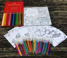 Colored Pencils Adult Coloring Supplies Col Epic Best For Books