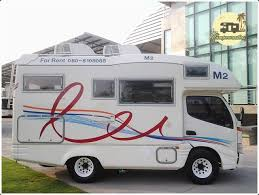 Campervan Thailand Camper In Cheap RV Hire Campers Rental