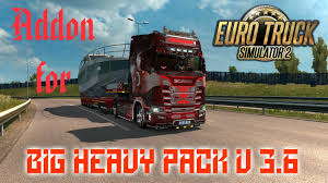 100 Heavy Truck Games ADDON FOR THE BIG HEAVY PACK V 36 FROM BLADE1974 Allmodsnet