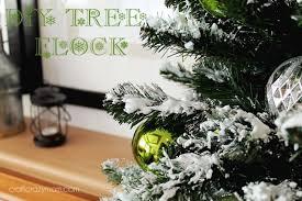 DIY Tree Flock