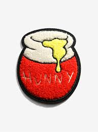 130 Best Winne The Pooh by Disney Winnie The Pooh Hunny Pot Chenille Patch Boxlunch