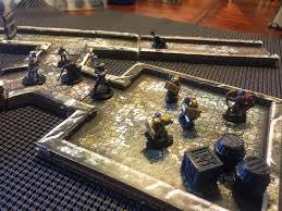 3d Printed Dungeon Tiles by Raging Owlbear D U0026d Add 3d Flair On The Cheap