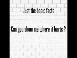 Pink Floyd fortably Numb lyrics