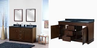 72 Inch Wide Double Sink Bathroom Vanity by The Complete Bathroom Vanity Buying Guide Home Remodeling U0026 Design