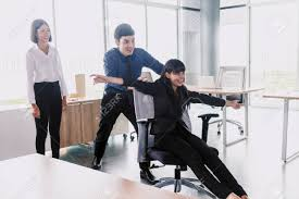 Business People Having Fun Pushing Their Partners Racing On Office ... Osmond Ergonomics Ergonomic Office Chairs Best For Short People Petite White Office Reception Chairs Computer And 8 Best Ergonomic The Ipdent 14 Of 2019 Gear Patrol Big Tall Fniture How To Buy Your First Chair Importance Visitor In An Setup Hof India Calculate Optimal Height The Desk For People Who Dont Like On Vimeo Creative Bloq