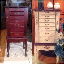 Jewelry Armoire Makeover I Have An Identical Should Do This