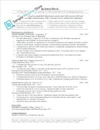 Sample Copies Of Resumes Resume Job Summary Examples For Furniture Sales Associate Personal Background