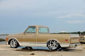 1968 Chevy C10- Rust Bucket