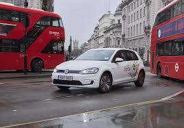 100 Zipcar Truck UK VW EGolf Fleet Covered More Than 50000 Trips In 6 Months