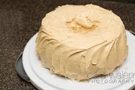Burnt Sugar Bundt Cake cool progeny