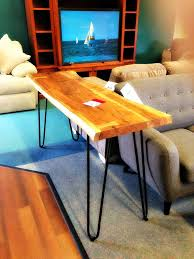 Is this free edge sofa table your style Don Willis Furniture