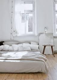 minimalistisch einrichten reduziert wohnen