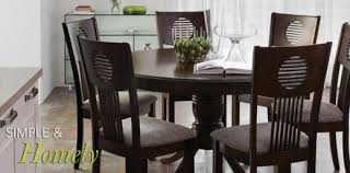Brand New Sealed Dining Room Dark Brown6 ChairsMASSIF WOODin The Box Never Usedimported From Dubairound