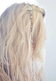 10 Minutes or Less DIY Rhinestone Hair Clips