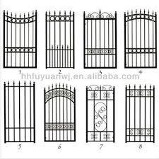 Steel Garden Gates Grill Design factory Buy Steel Garden Gates
