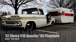 100 61 Chevy Truck C10 Apache65 Playmate YouTube