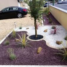 idee amenagement jardin devant maison cool beau idee parterre