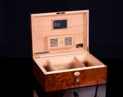 100 Daniel Marshall Limited Edition Cigar Humidor Luxury Treasures