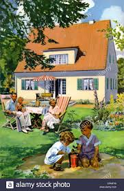 Habitation, Home, Family, Playing Children, In Garden, Germany ... Family House Home Garden Flat Stock Vector 461836402 The Right Design Of And You Need To Concern Happy Having Fun In Photo Picture And Making Barbecue At Image 64860221 Fig Tree Home With Garden Large Terrace Just Florida Miami Beach Singlefamily House Exterior Hollyhock 4 Bedroom With Room Entrancing Gardens Best Detached Usa Front Single American Family Featured In Remodel Magazine A Better Homes Special Lovely Berlin Looking For Autumn 2017 Htausch Floor Plan Friday Inoutdoor Room