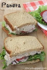Panera Pumpkin Spice Latte Calories by Copycat Panera Tuna Salad Sandwich Recipe Tuna Salad