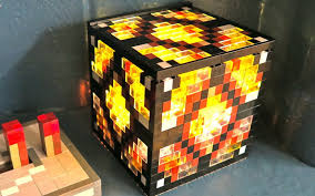 Now You Know How To Make Redstone Lamp Minecraft