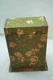 Celluloid Vanity Dresser Set by Antique Celluloid Box Collar Victorian Hinged Vanity Dresser Cuffs