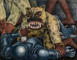 David Alfaro Siqueiros Famous Murals by Resistance Art 1 U2013 Introduction Nla Design And Visual Arts