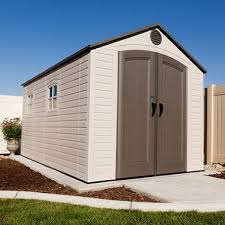 lifetime 8 x 12 5 outdoor storage shed sam s club
