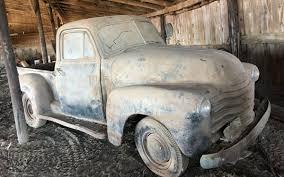 100 Find A Truck Dandy Dusty Barn 1951 Chevrolet Pickup Barn S