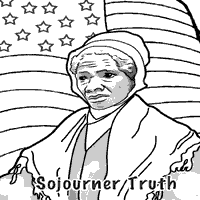 Black History Month Coloring Pages Surfnetkids