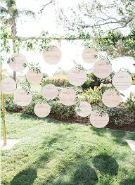 Cool Outdoor Wedding Seating Plan Display Ideas