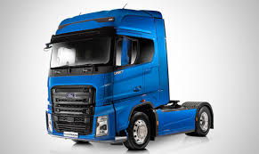 Ford Releases First Pictures Of New Long-haul Tractor Unit ...